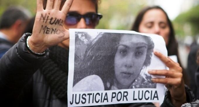 Lucía nos duele y llena de fuerza